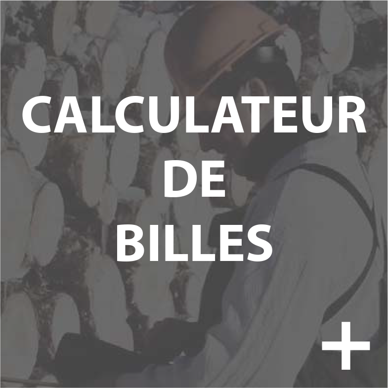 Calculateur de billes